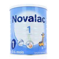 Novalac 1 Lait En Poudre 1er âge B/800g à Vierzon