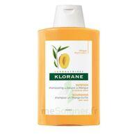 Klorane Beurre De Mangue Shampooing Cheveux Secs 200ml à Vierzon