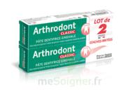 Pierre Fabre Oral Care Arthrodont Dentifrice Classic Lot De 2 75ml à Vierzon