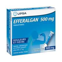 Efferalgan 500 Mg Glé En Sachet Sach/16 à Vierzon