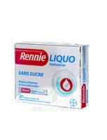 RENNIELIQUO SANS SUCRE, suspension buvable édulcorée à la saccharine sodique en sachet-dose à Vierzon