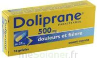 DOLIPRANE 500 mg Gélules B/16 à Vierzon
