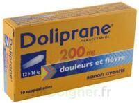 Doliprane 200 Mg Suppositoires 2plq/5 (10) à Vierzon