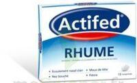 ACTIFED RHUME, comprimé à Vierzon