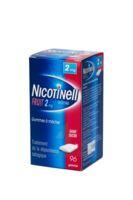 Nicotinell Menthe Fraicheur 2 Mg Sans Sucre, Gomme à Mâcher Médicamenteuse 8plq/12 (96) à Vierzon