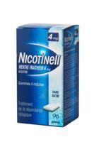 Nicotinell Menthe Fraicheur 4 Mg Sans Sucre, Gomme à Mâcher Médicamenteuse 8plq/12 à Vierzon