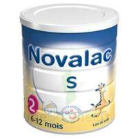 Novalac S 2 Lait En Poudre Satiétant 2ème âge B/800g à Vierzon