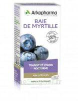 Arkogélules Myrtille baies Gélules Fl/45 à Vierzon