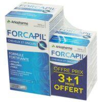Forcapil Gélules croissance vitalité cheveux ongles B/180+60 à Vierzon