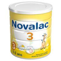 Novalac 3 Lait De Croissance B/800g à Vierzon