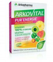 Arkovital Pur'Energie Multivitamines Comprimés dès 6 ans B/30 à Vierzon