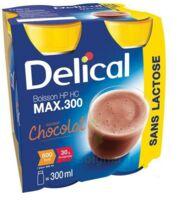 DELICAL MAX 300 SANS LACTOSE, 300 ml x 4 à Vierzon