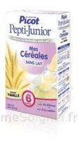 Picot Pepti-Junior - Mes 1ères céréales sans lait - Vanille à Vierzon