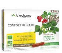 Arkofluide Bio Ultraextract Solution Buvable Confort Urinaire 20 Ampoules/10ml à Vierzon