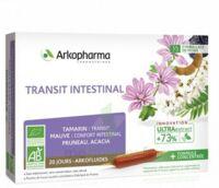 Arkofluide Bio Ultraextract Solution buvable transit intestinal 20 Ampoules/10ml à Vierzon