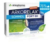 Arkorelax Sommeil Fort 8h Comprimés B/15 à Vierzon