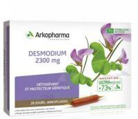 Arkofluide Bio Ultraextract Desmodium Solution buvable 20 Ampoules/10ml à Vierzon