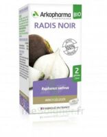 Arkogélules Radis Noir Bio Gélules Fl/40 à Vierzon