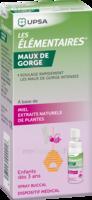 Les Elementaires Spray Buccal Maux De Gorge Enfant Fl/20ml à Vierzon