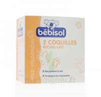 Bébisol Coquilles recueil lait / Boîte de 2 à Vierzon