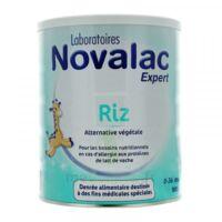 Novalac Expert Riz Lait En Poudre 0-36mois B/800g à Vierzon