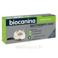 Biocanina Multivermyx Comprimés Vermifuge Chat B/2 à Vierzon