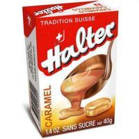 HALTER Bonbons sans sucre caramel à Vierzon