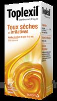 TOPLEXIL 0,33 mg/ml, sirop 150ml à Vierzon