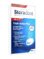 STERADENT TRIPLE ACTION, tube 30, bt 3 à Vierzon