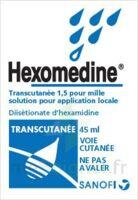 Hexomedine Transcutanee 1,5 Pour Mille, Solution Pour Application Locale à Vierzon