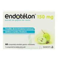 Endotelon 150 Mg, Comprimé Enrobé Gastro-résistant à Vierzon