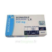 ECONAZOLE BIOGARAN L.P. 150 mg, ovule à libération prolongée à Vierzon