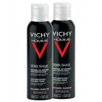 VICHY mousse à raser peau sensible LOT à Vierzon