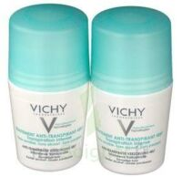 VICHY TRAITEMENT ANTITRANSPIRANT BILLE 48H, fl 50 ml, lot 2 à Vierzon