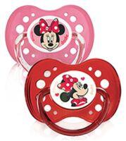 Dodie Disney sucettes silicone +18 mois Minnie Duo à Vierzon