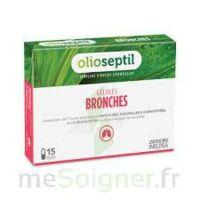 Olioseptil Bronches 15 Gélules à Vierzon