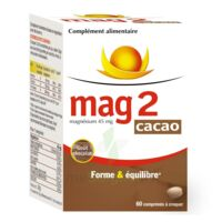 MAG 2 CACAO, fl 60 à Vierzon