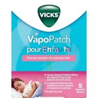 VICKS VAPOPATCH ENFANTS à Vierzon