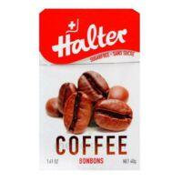 HALTER sans sucre Bonbon café B/40g à Vierzon