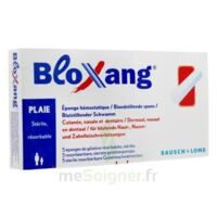 BLOXANG Eponge de gélatine stérile hémostatique B/5 à Vierzon