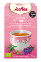 Yogi Tea Equilibre Feminin à Vierzon