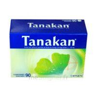 TANAKAN 40 mg, comprimé enrobé PVC/alu/90 à Vierzon