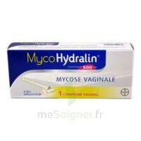 Mycohydralin 500 Mg, Comprimé Vaginal à Vierzon