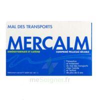 MERCALM, comprimé pelliculé sécable à Vierzon