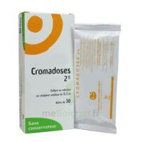 Cromadoses 2 Pour Cent, Collyre En Solution En Récipient Unidose à Vierzon