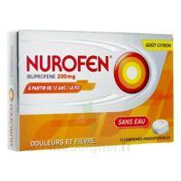 Nurofen 200 Mg, Comprimé Orodispersible à Vierzon