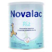 Novalac Riz Lait en poudre 800g à Vierzon