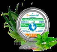 Puressentiel Respiratoire Gommes Menthe-Eucalyptus Respiratoire - 45 g à Vierzon