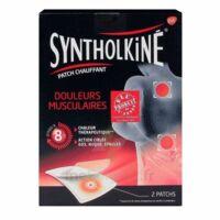 Syntholkine Patch Petit Format, Bt 2 à Vierzon