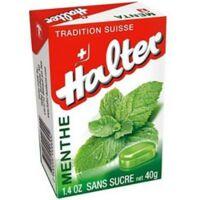 HALTER Bonbons sans sucre menthe à Vierzon